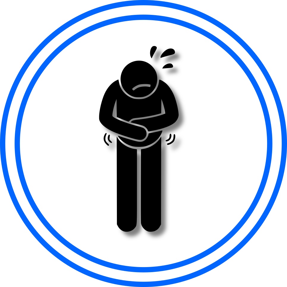 pelvic pain icon